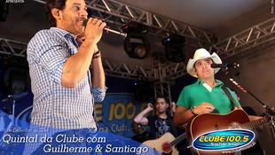Foto Quintal da Clube com Guilherme & Santiago 11