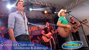 Foto Quintal da Clube com Guilherme & Santiago 12
