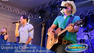 Foto Quintal da Clube com Guilherme & Santiago 13