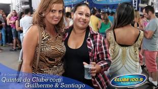 Foto Quintal da Clube com Guilherme & Santiago 15