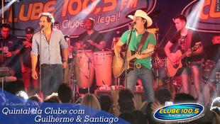 Foto Quintal da Clube com Guilherme & Santiago 18