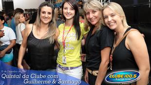 Foto Quintal da Clube com Guilherme & Santiago 19