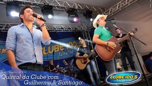Foto Quintal da Clube com Guilherme & Santiago 20