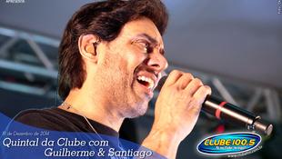 Foto Quintal da Clube com Guilherme & Santiago 21