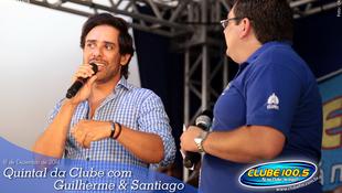 Foto Quintal da Clube com Guilherme & Santiago 22