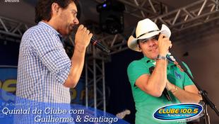 Foto Quintal da Clube com Guilherme & Santiago 23