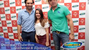 Foto Quintal da Clube com Guilherme & Santiago 24