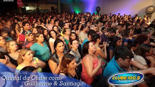 Foto Quintal da Clube com Guilherme & Santiago 25