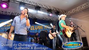 Foto Quintal da Clube com Guilherme & Santiago 26