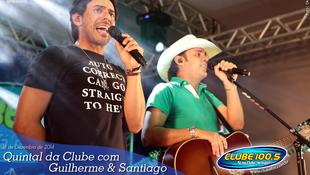 Foto Quintal da Clube com Guilherme & Santiago 27