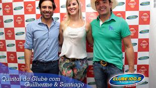 Foto Quintal da Clube com Guilherme & Santiago 28