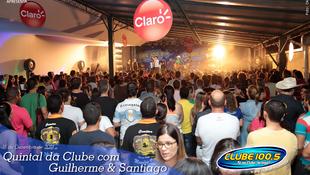 Foto Quintal da Clube com Guilherme & Santiago 29