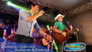 Foto Quintal da Clube com Guilherme & Santiago 32