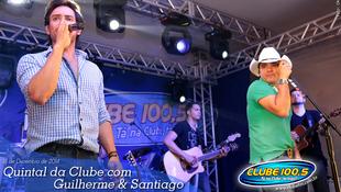 Foto Quintal da Clube com Guilherme & Santiago 33