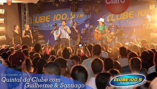 Foto Quintal da Clube com Guilherme & Santiago 34