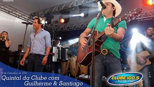 Foto Quintal da Clube com Guilherme & Santiago 37