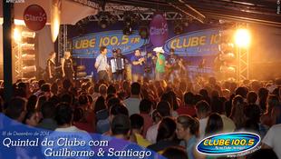 Foto Quintal da Clube com Guilherme & Santiago 38