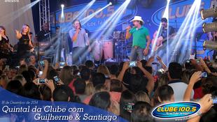 Foto Quintal da Clube com Guilherme & Santiago 39