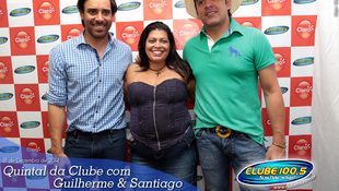 Foto Quintal da Clube com Guilherme & Santiago 40