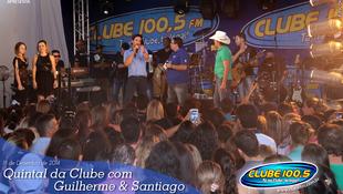 Foto Quintal da Clube com Guilherme & Santiago 44