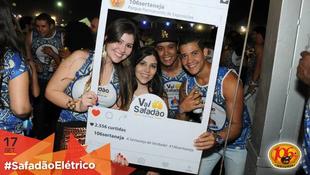 Foto Fotos da galera no #SafadãoElétrico 515