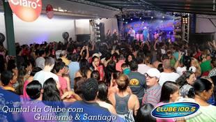 Foto Quintal da Clube com Guilherme & Santiago 49