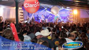 Foto Quintal da Clube com Guilherme & Santiago 48