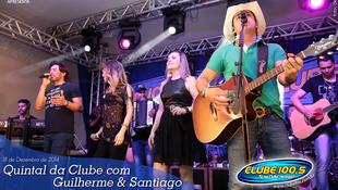 Foto Quintal da Clube com Guilherme & Santiago 51