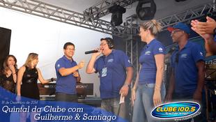 Foto Quintal da Clube com Guilherme & Santiago 53