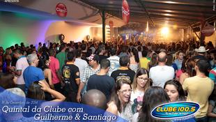 Foto Quintal da Clube com Guilherme & Santiago 54