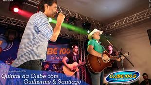 Foto Quintal da Clube com Guilherme & Santiago 55