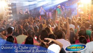 Foto Quintal da Clube com Guilherme & Santiago 56