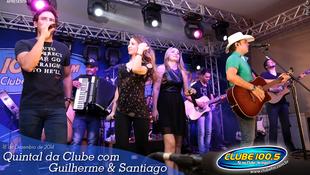 Foto Quintal da Clube com Guilherme & Santiago 59