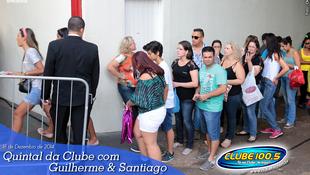 Foto Quintal da Clube com Guilherme & Santiago 63