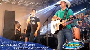Foto Quintal da Clube com Guilherme & Santiago 65