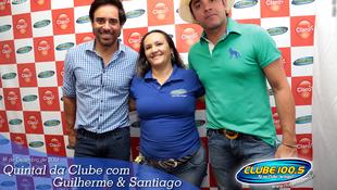 Foto Quintal da Clube com Guilherme & Santiago 66