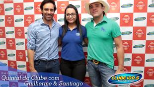 Foto Quintal da Clube com Guilherme & Santiago 72