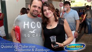 Foto Quintal da Clube com Guilherme & Santiago 73