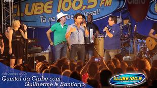 Foto Quintal da Clube com Guilherme & Santiago 74