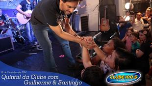 Foto Quintal da Clube com Guilherme & Santiago 75