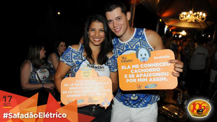 Foto Fotos da galera no #SafadãoElétrico 518
