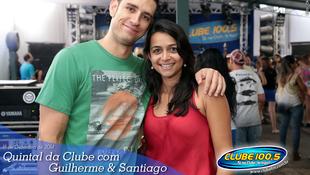Foto Quintal da Clube com Guilherme & Santiago 83
