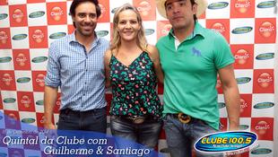Foto Quintal da Clube com Guilherme & Santiago 84