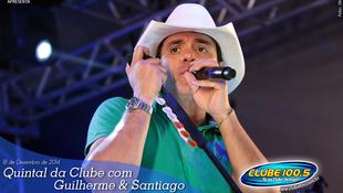 Foto Quintal da Clube com Guilherme & Santiago 85