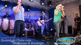 Foto Quintal da Clube com Guilherme & Santiago 87