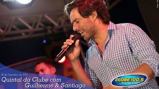 Foto Quintal da Clube com Guilherme & Santiago 86