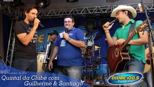 Foto Quintal da Clube com Guilherme & Santiago 88