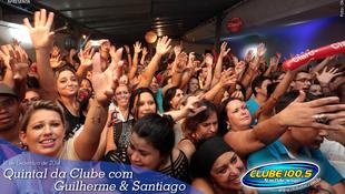 Foto Quintal da Clube com Guilherme & Santiago 90