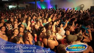 Foto Quintal da Clube com Guilherme & Santiago 91