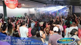 Foto Quintal da Clube com Guilherme & Santiago 94